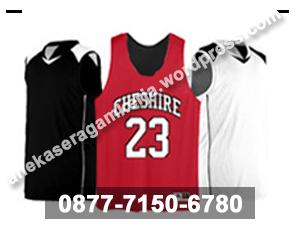 jasa membuat baju seragam tim bola basket untuk cewek